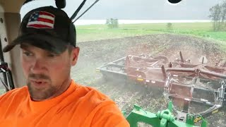 It hurts my soul to plow crop under, BUT....