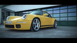 #RUF CTR 2017 Awesome Car