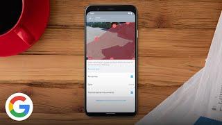 Nest Aware : découvrez les zones d'activité - Google France