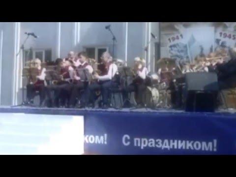 песня день победы в Городе ШАХУНЬЯ
