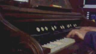 Shine on you crazy Diamond played on the Harmonium (pump organ)