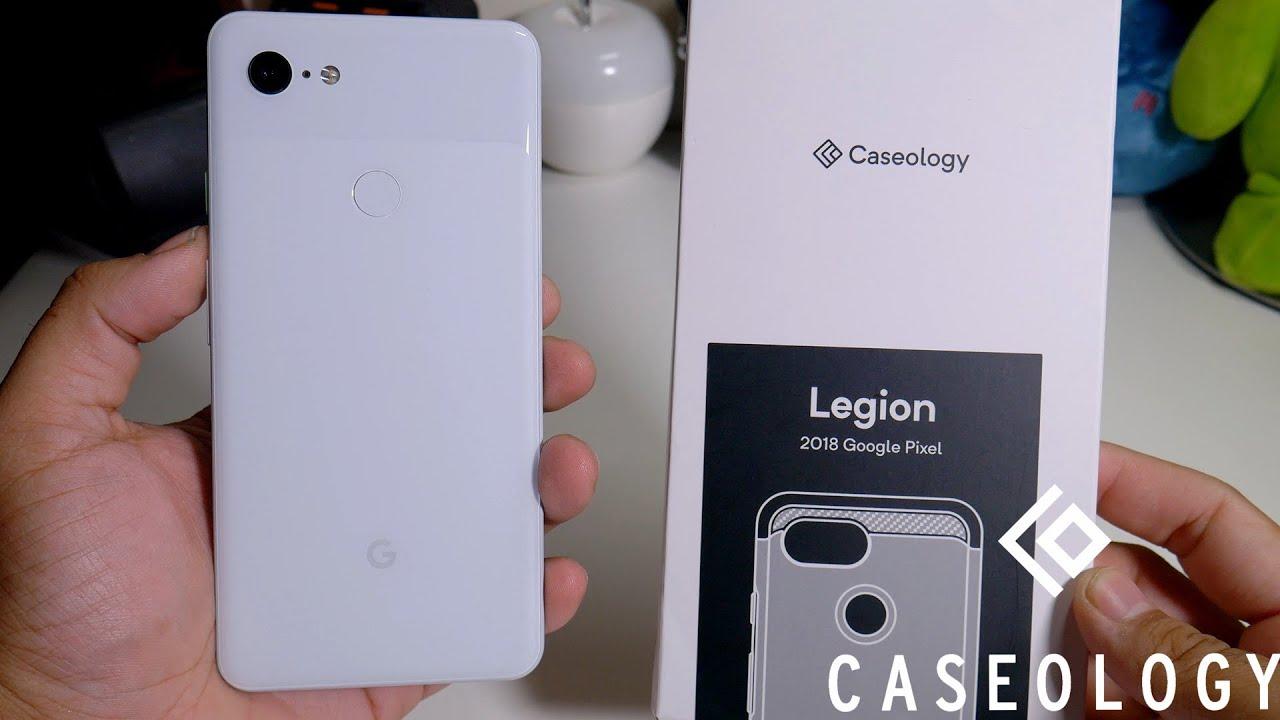 on sale 781e0 45dc0 Caseology Google Pixel 3 XL Legion Series! Durable & Rugged!