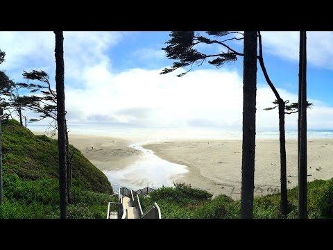 Washington Coast | Ruby Beach, Lake Quinualt, Seabrook, & Long Beach
