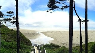 Washington Coast | Ruby Beach, Lake Quinualt, Seabrook, & Long Beach