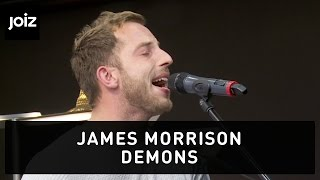 James Morrison - Demons (Live at joiz)