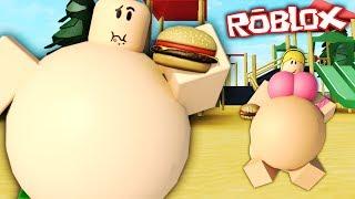 simulatore di cibo in ROBLOX!