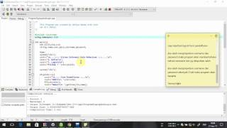 Program Create Account And Login C++
