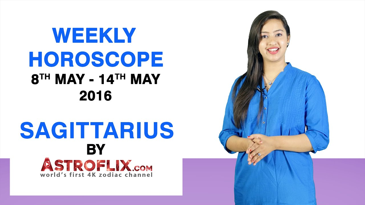 Sagittarius | Weekly Horoscope | 8th May - 14th May 2016 by  GaneshaSpeaks com