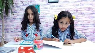 أنواع البنات في المدرسة 📚 الخيال ضد الواقع