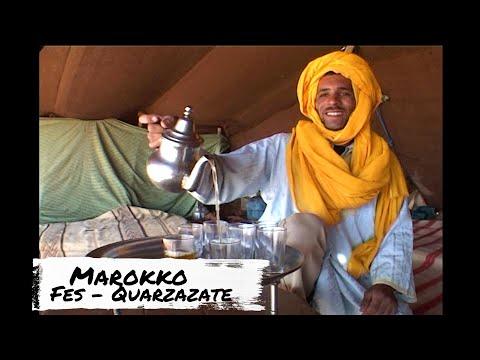 Marokko-Abenteuer 1.Teil
