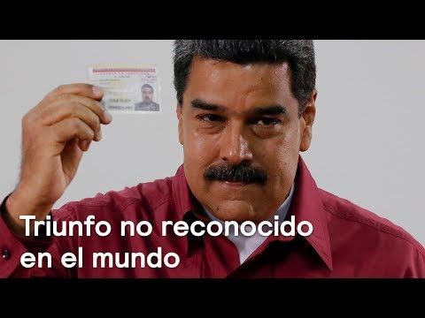 Venezuela: Un triunfo no reconocido en el mundo - Foro Global