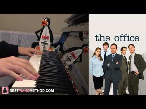 The Office Theme Song (Piano Cover by Amosdoll)