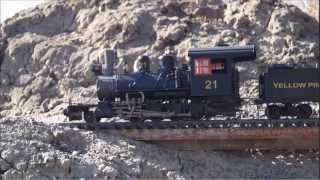 North Powder & Western Railroad - October, 2013