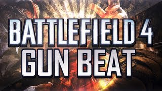 Amazing Battlefield 4 Gun Beat (In Game Sounds) [BF4 Gameplay]
