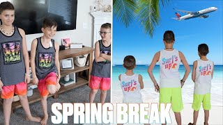 EPIC BEACH-BOUND SPRING BREAK CLOTHING HAUL | NEW SWIMSUIT TRY ON FOR TURKS AND CAICOS SPRING BREAK