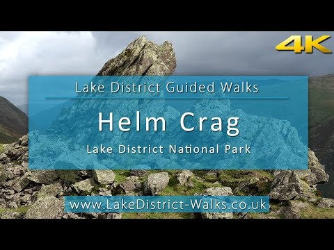 Helm Crag Walk Guide
