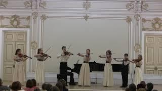 И Брамс Венгерский танец 4 Ансамбль Тутти
