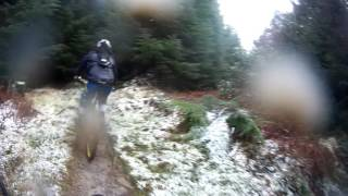 Coed Y Brenin MBR - Brutus Section - 22-01-2016 | Rob Mogs