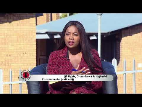 People's Imbizo: Air Pollution From Coal Mines