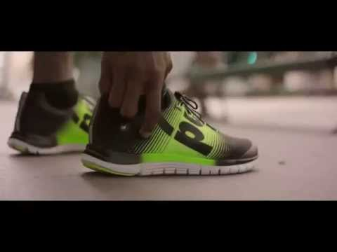 f0db0dc0e59ee4 Reebok ZPump Fusion - The Shoe that Adapts to You Featuring Jon Jones -  Reebok - YouTube