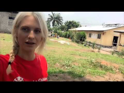 Poppy Delevingne's video diary - No Child Born to Die