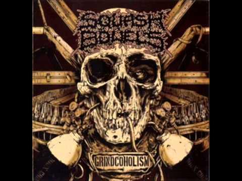 SQUASH BOWELS - Grindcoholism [2013] full album HQ