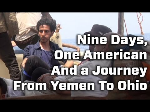 Fleeing Yemen: One American's Journey From A War Zone To Ohio