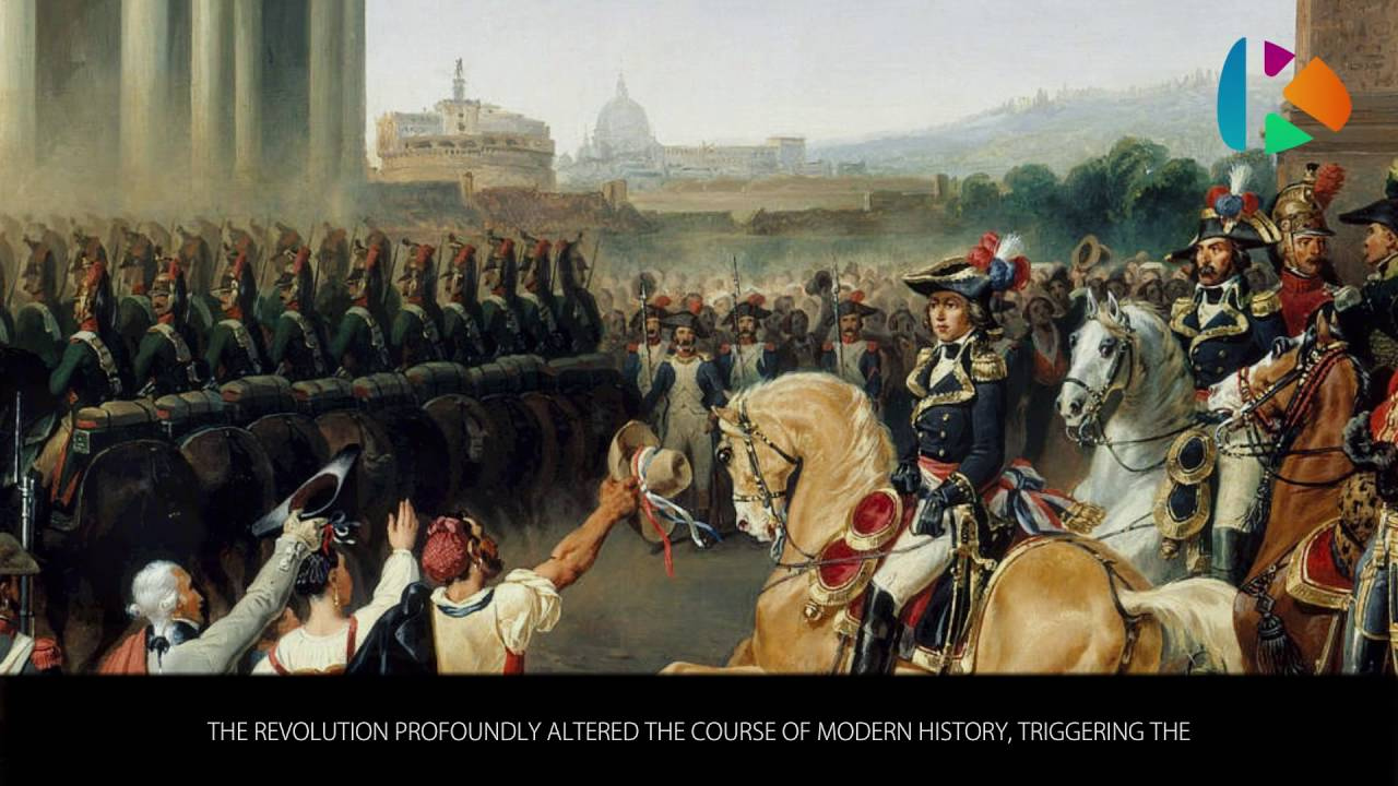 a history of the french revolution one of the bloodiest revolutions in history The earliest revolutionary wave in modern history was the atlantic revolutions  the french revolution is and remains 'french' in that country's popular.