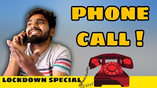 Phone Call || Lockdown Special Gujarati Comedy Video || Sp India ||