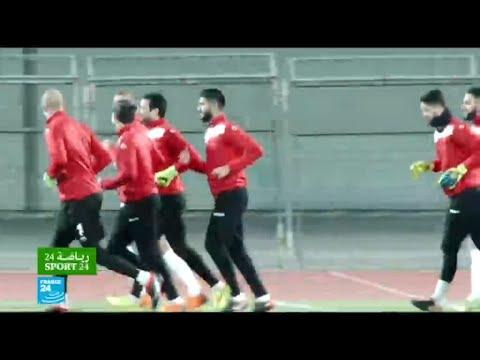 المنتخب التونسي يدخل غمار كأس العالم 2018  - نشر قبل 21 ساعة