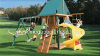 Gorillay Playsets Ready To Assemble Playground Kits