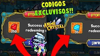SAIU!CÓDIGOS EXCLUSIVOS PARA O ANIME CRYSTAL + POWER RANGER BLACK GAMEPLAY!! « Tigre »
