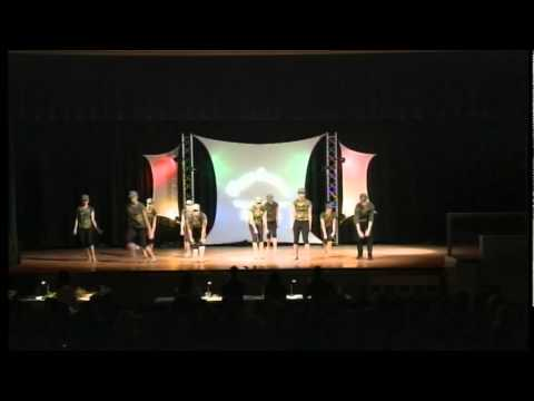 Dance Works Academy Competition Team Production. Competing in Sharon MA 5/7/11