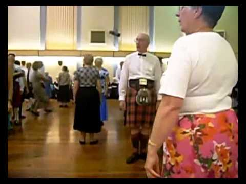 Scottish Country Dancing - Reel of the 51st Division