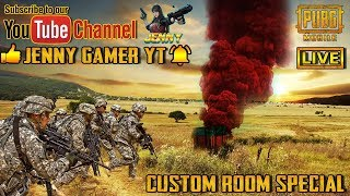 PUBG MOBILE LIVE CUSTOM ROOM | HATERS STAY AWAY FROM ME🙏 |THANKS RUDE SNIPER AND CHITMEN