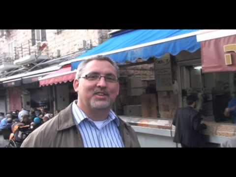 Pastor Ed Crenshaw's Reflections: On the Road from Israel to Nigeria, #1
