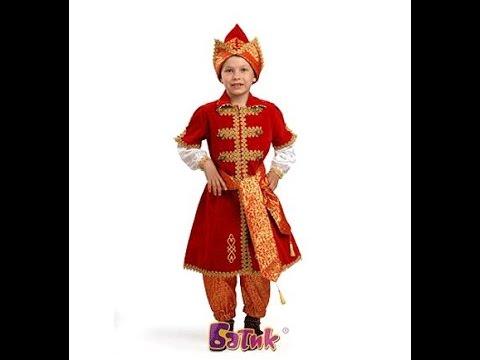 Смотреть Новогодние костюмы для детей - костюмы для мальчиков на Новый Год