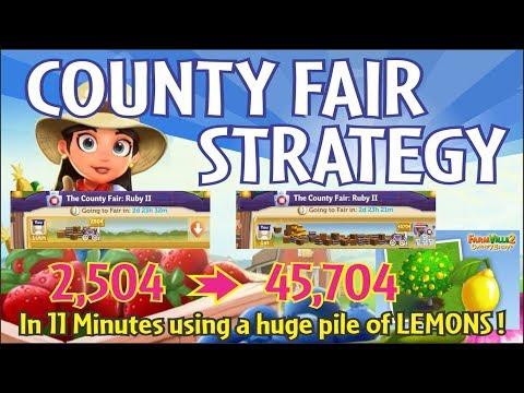 Farmville 2 Country Escape County Fair Strategy
