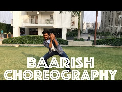 Baarish | Half Girlfriend | Mayank Gupta Choreography | Arjun K & Shraddha K