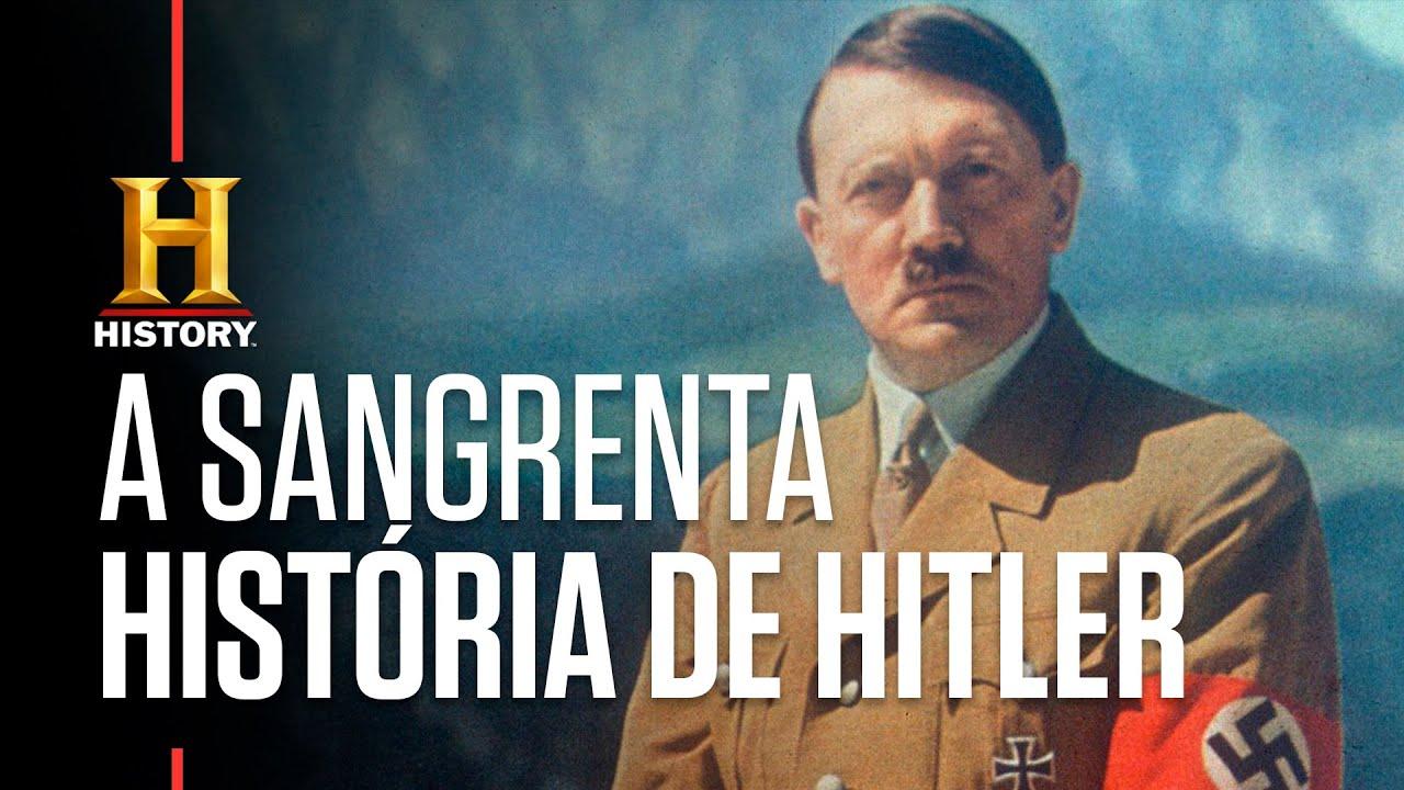 Breve biografia de Adolf Hitler  | HISTORY
