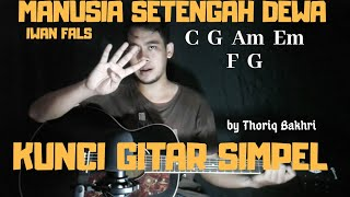 Download lagu Kunci gitar simpel by Thoriq Bakhri tutorial gitar pemula MP3
