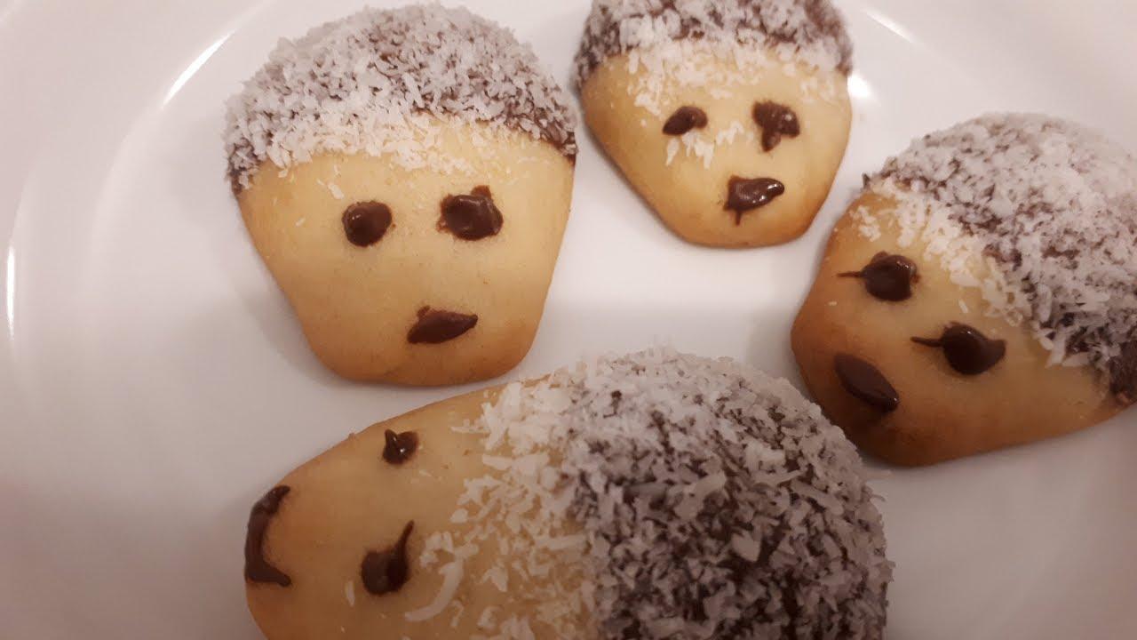 einfache igel kekse  youtube