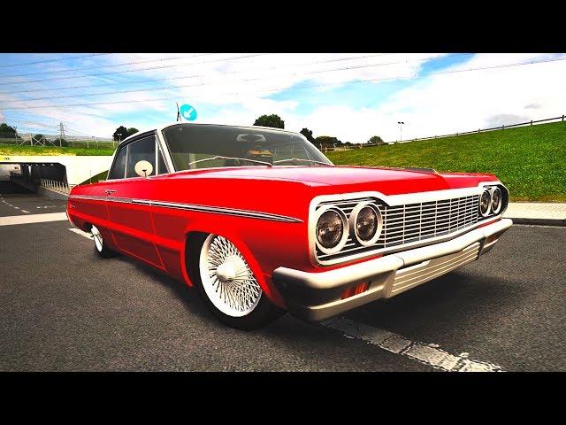 Live for Speed - Impala 1964 Turbo