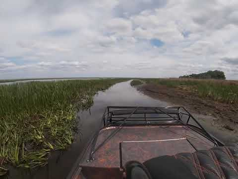 AIRBOATING ON KISSIMMEE