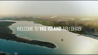 Welcome to Yas Island Abu Dhabi