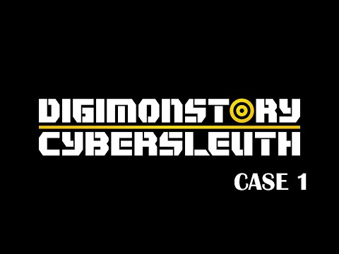 Digimon Story:Cyber Sleuth Case 1-Welcome to The Digital World!!-Part 1