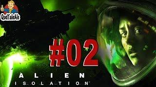 Alien Isolation - Gameplay ITA - Walkthrough #02 - A bordo della stazione Sevastopol