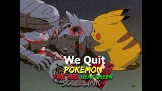 Pokemon Fire Red and Leaf Green Soul Link: Announcement!?!