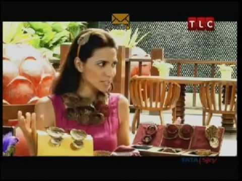 "Jewellery by Avantika Kumar featured in the show TLC TV Show ""OMG : Oh My Gold"""