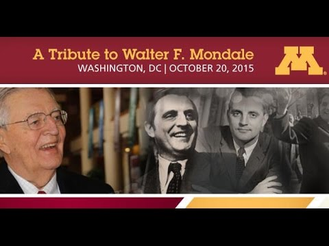 Walter Mondale: Living Legacy